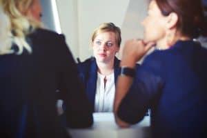 Illustration entretien d'embauche