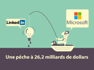 linkedin microsoft rachat recrutement opensourcing blog
