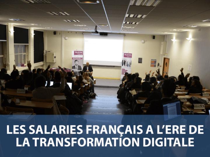 Restitution des résultats de l'enquête : Les salariés français à l'ère de la transformation digitale