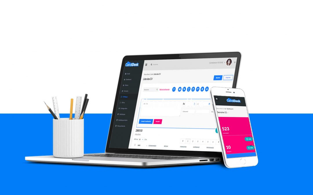 Découvrez CandiDesk : l'outil de gestion des candidatures