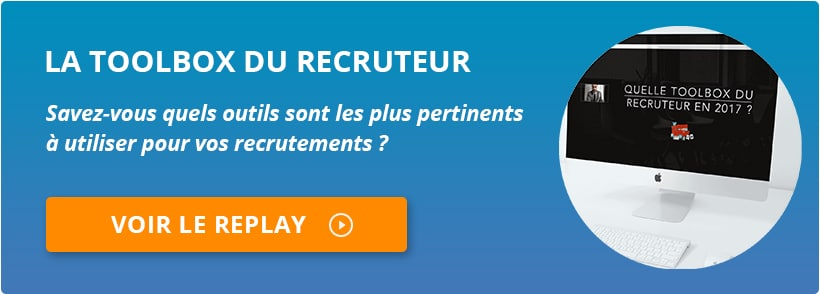 Toolbox du recruteur - replay du webinar