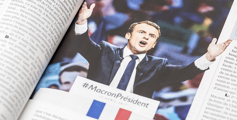 Comment Macron source-t-il ses collaborateurs ?