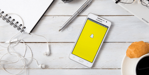 Le recrutement pas Snapchat ?