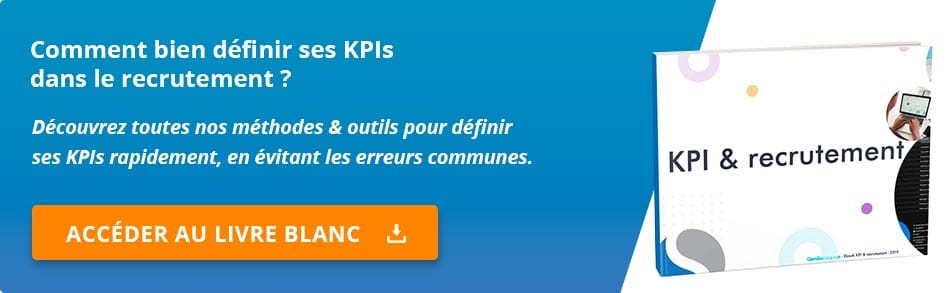 Ebook KPI recrutement