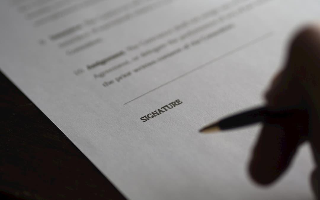 8 éléments à absolument inclure dans votre promesse d'embauche